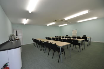 meeting room layout at Alvechurch, Birmingham